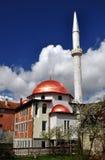 Mola nova da mesquita fotos de stock