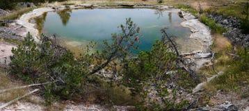 Mola quente de Yellowstone Fotografia de Stock
