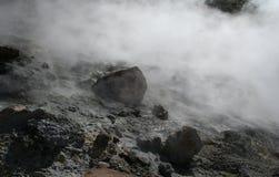 Mola quente islandêsa Imagem de Stock Royalty Free