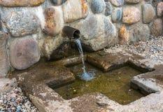 A mola santamente do ícone de Tikhvin da mãe do deus, 05/02/ Imagem de Stock Royalty Free