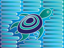 Mola-Schildkröte Stockbilder