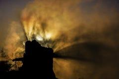 Mola térmica Fotografia de Stock