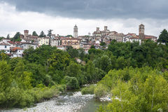 Molare (Alessandria) royalty free stock photo