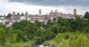 Molare (Alessandria) Royalty Free Stock Images