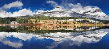 Molas Lake, USA Royalty Free Stock Image