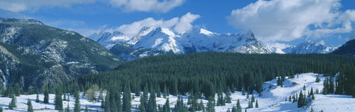 Molas Pass Stock Photography