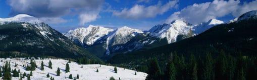Molas Pass Summit, CO royalty free stock photo