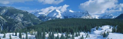 Molas Pass summit, Million Dollar Highway Rte. 550, Colorado stock photos