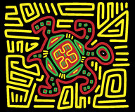 molasköldpadda Royaltyfri Bild