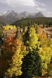 Molass pass, Rio Grande National Forest, Colorado Royalty Free Stock Photo