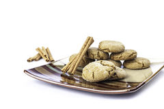 Molasses cookie Stock Photos