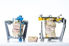 Mold for brackets royalty free stock photos