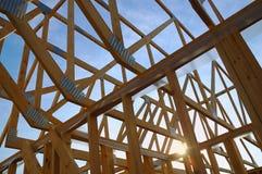 Moldação da casa Imagem de Stock Royalty Free