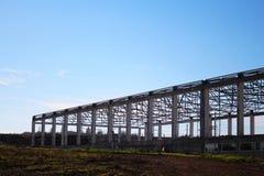 Moldação da construção Foto de Stock Royalty Free