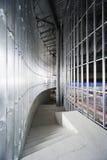 Moldação do parafuso prisioneiro do metal Fotografia de Stock