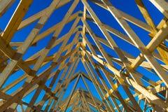 Moldação home da construção de Newl Imagem de Stock Royalty Free