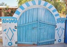 Moldavian дверь погреба стоковое изображение rf