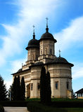 Moldavian Church Stock Photo