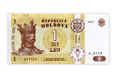Moldavian Money Stock Images