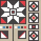Moldavian pattern Royalty Free Stock Photo