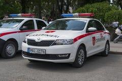 112 Moldavien Stockbild