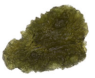 Moldavite Stock Photos