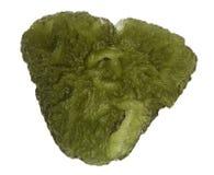 Moldavite Stock Image