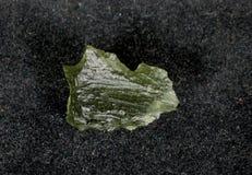 Moldavite Zdjęcie Stock