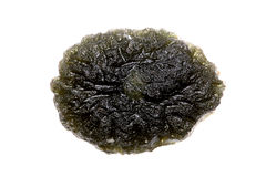 Moldavite - Vltavín Stock Photos