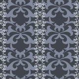Molde abstrato floral do projeto do papel de parede Imagem de Stock