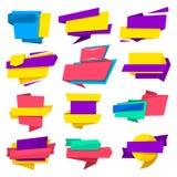 Molde da bandeira da venda Imagens de Stock Royalty Free