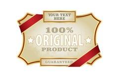 Molde da etiqueta Fotos de Stock