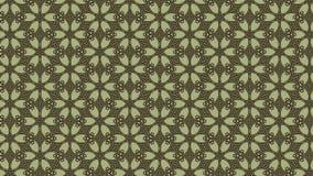 Molde decorativo do projeto do teste padrão do papel de parede floral do vintage ilustração royalty free