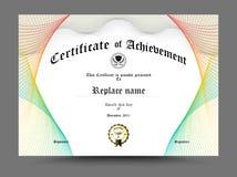 Molde do cartão de nome da empresa Ilustração do vetor Imagem de Stock Royalty Free
