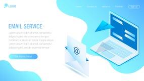 Molde do design web EPS10 ilustração stock