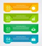 Molde do infographics do negócio Fotografia de Stock