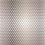 Molde do metal com textura Foto de Stock