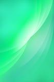 Molde do negócio corporativo (fundo verde) Fotografia de Stock