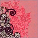 Molde do ornamental do vintage Imagem de Stock