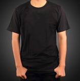 Molde do t-shirt Fotografia de Stock Royalty Free