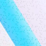 molde do teste padrão do fundo do papel de parede Foto de Stock