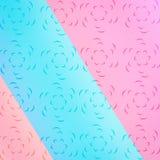 molde do teste padrão do fundo do papel de parede Imagens de Stock Royalty Free