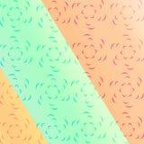 molde do teste padrão do fundo do papel de parede Imagem de Stock Royalty Free