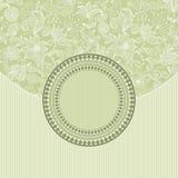 Molde do vintage no vetor Fotografia de Stock Royalty Free