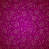 Molde elegante do vetor para o convite luxuoso, cartão Fotos de Stock Royalty Free