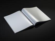 Molde em branco do compartimento Imagem de Stock Royalty Free