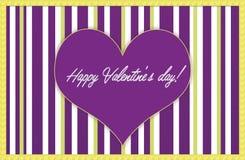 Molde feliz do dia de Valentim imagens de stock