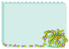 Molde frondoso Imagens de Stock Royalty Free