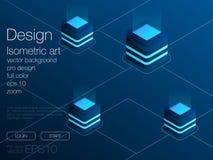 Molde infographic do painel com projeto moderno imagem de stock