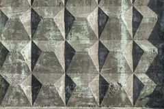 Molded concrete Stock Images